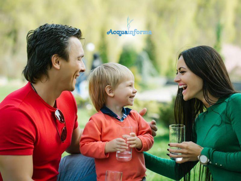 Offerta purificatore acqua per abitazioni - Promozione filtro acqua per famiglie