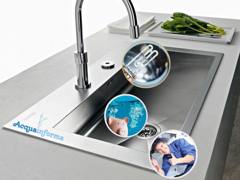 Offerta vendita addolcitori d'acqua per la casa - promozione distribuzione addolcitori d'acqua