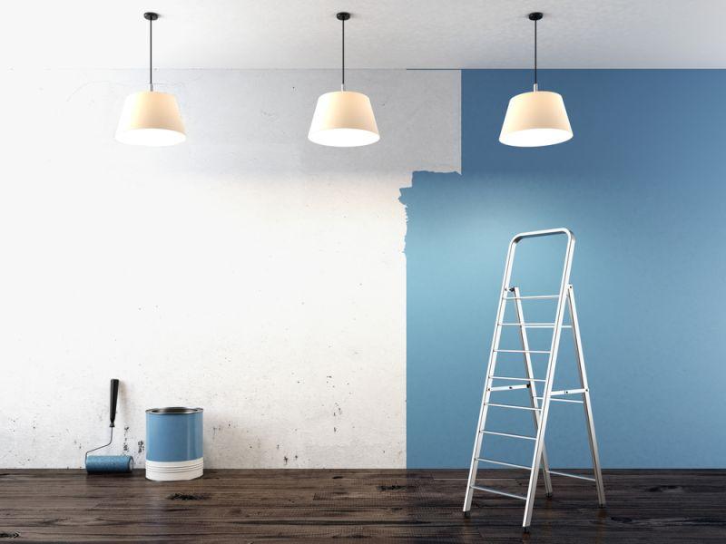 offerta verniciatura edifici civili e industriali - occasione tinteggiatura edifici gorizia