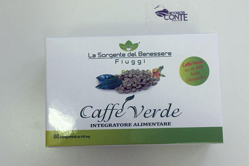 Offerta-Caffè verde in capsule, confezione da 60 cpr
