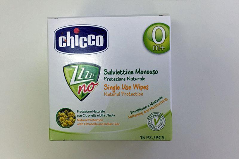 offerta-Salviette monouso antizanzare per bambini