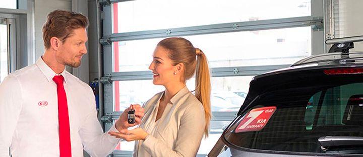 Leasing finanziario per auto aziendali - Casalcar concessionaria Kia