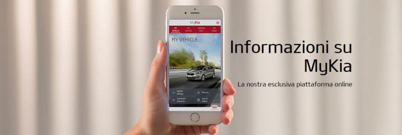 MyKia - Casalcar Salerno