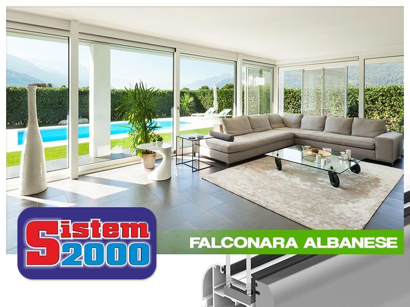 Offerta Infissi in Alluminio - Promozione Infissi in Ferro - Sistem 2000