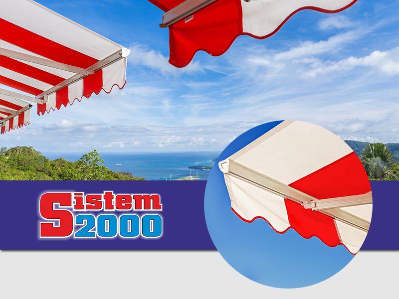 Sistem 2000 - Offerta Tende da Sole - Occasione Tende da Sole