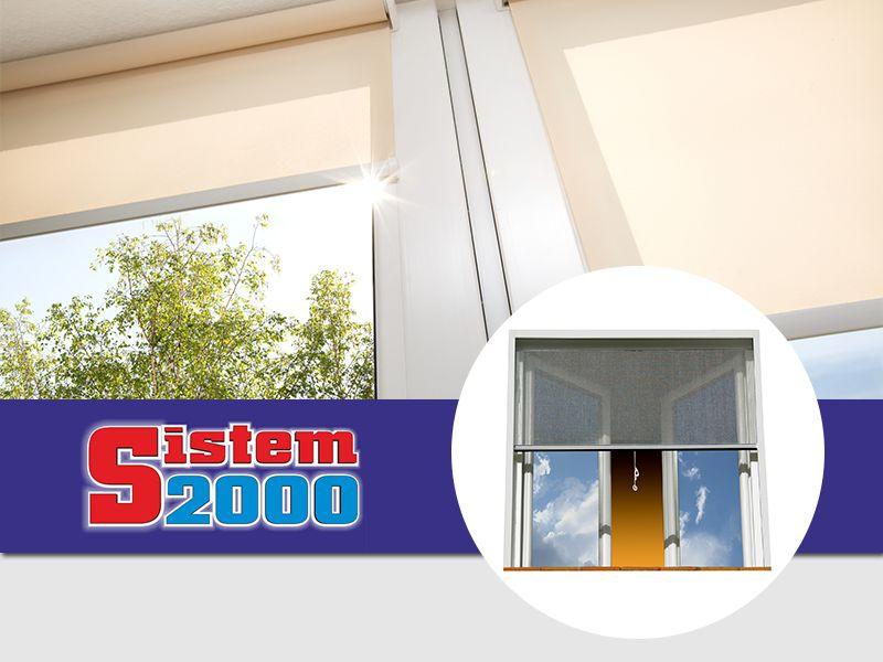 Sistem 2000 - Offerta Installazione Zanzariere - Promozione Installazione Zanzariere su Misura