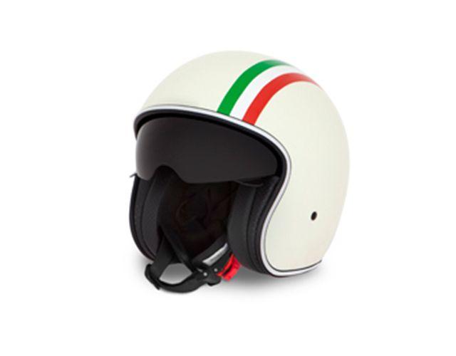 Offerta - Casco Piaggio Awa Italia bianco