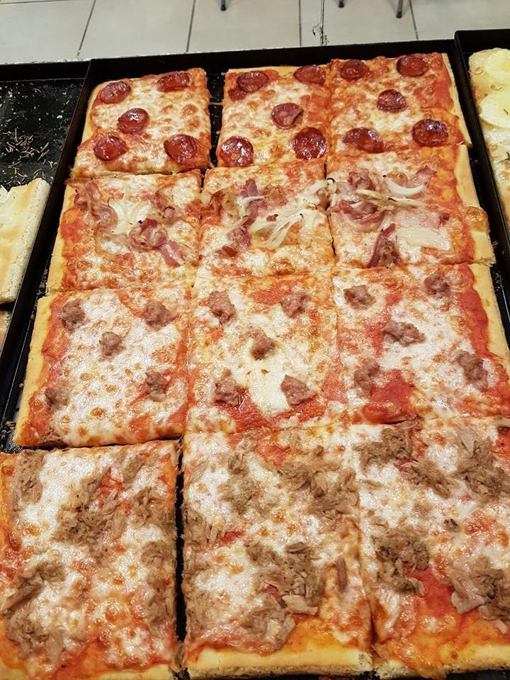 PIZZA AL TAGLIO DA ASPORTO ANCONA