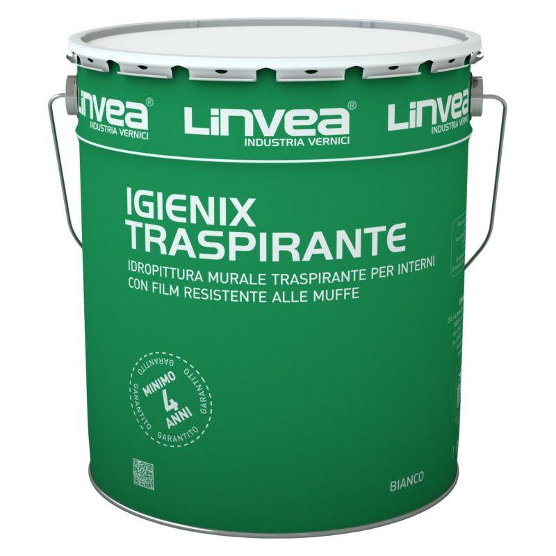 Offerta - Idropittura interni Igienix Traspirante
