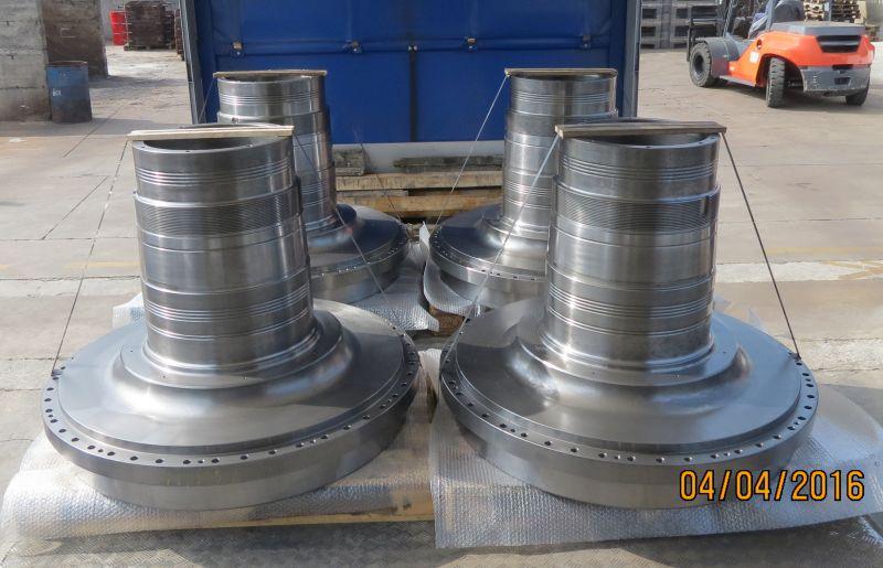 Offerta fusioni getti in acciaio - Promozione fusione getto in acciaio Verona Aberfond Srl