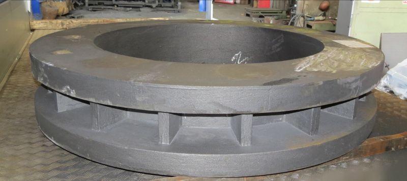 Offerta progettazione Flange in ghisa - Promozione produzione flangia in ghisa Aberfond Srl