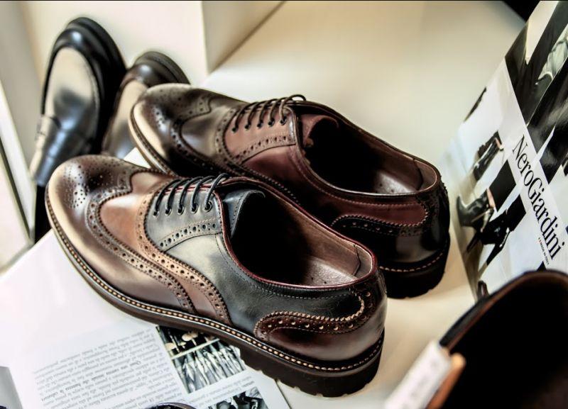 offerta scarpe pelle Nero Giardini - occasione vendita assortimento scarpe moda Nero Giardini