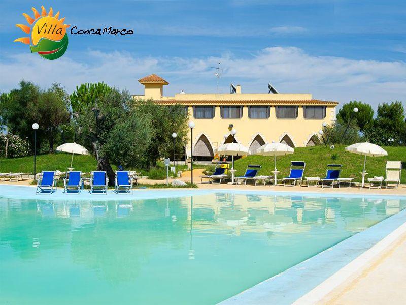 Offerta Vacanze Salento - Promozione Vacanze Otranto - Villa Conca Marco