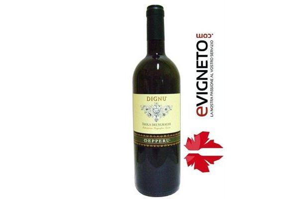 Offerta-Vino Bianco Dignu Cantina Depperu