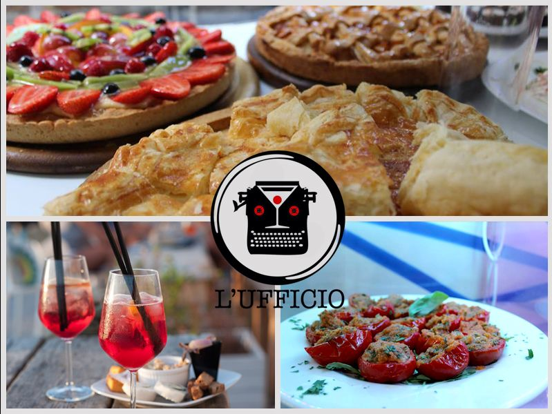 Promozione Loungebar - Offerta Apericena - L'Ufficio Cocktail Bar