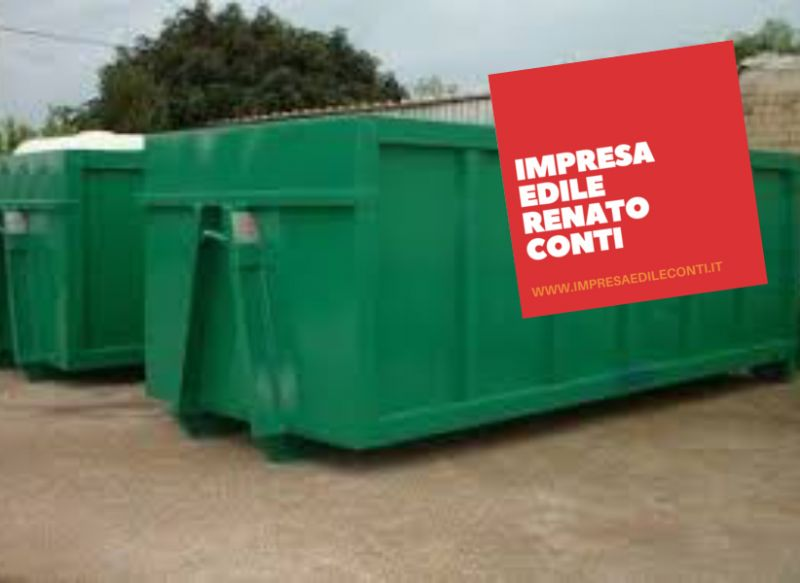 offerta smaltimento rifiuti-promozione raccolta rifiuti conti renato varese