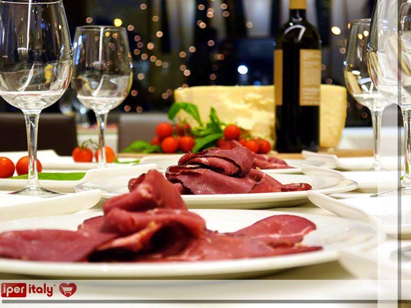 Offerta salumeria italiana - Promozione bresaole morbide - Occasione salumeria - Iperitaly