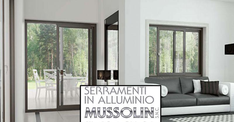 Mussolin Serramenti offerta porte e finestre su misura - occasione posa serramenti vicenza