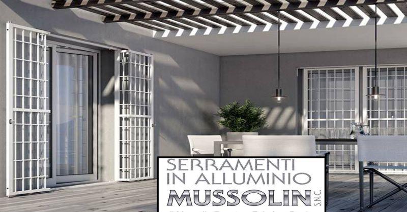 Mussolin offerta realizzazione inferriate sicurezza - occasione installazione inferiate vicenza