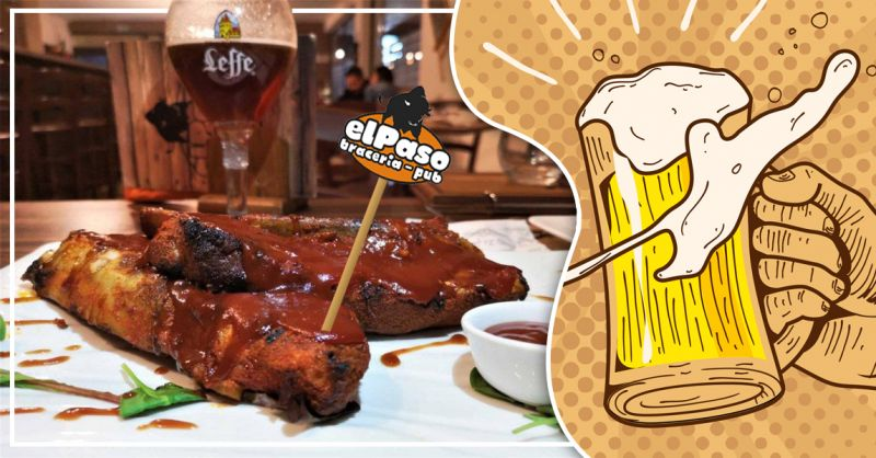 Offerta vendita costine in salsa barbecue Bellizzi - Cena con costine in salsa BBQ Salerno