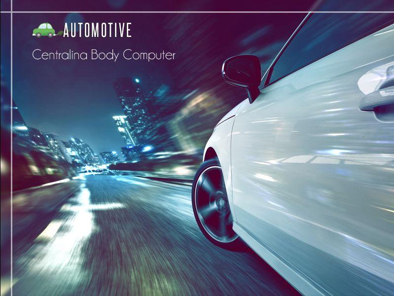 Offerta Centralina Body Computer - Promozione Servizio Centralina Body Computer - Idea Automoti