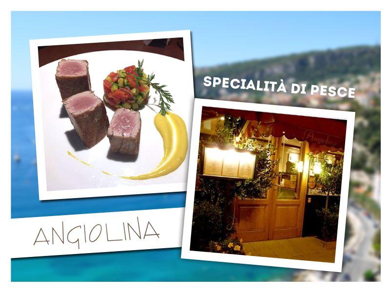 Offerta cucina pesce - Promozione menu pesce - Trattoria Angiolina