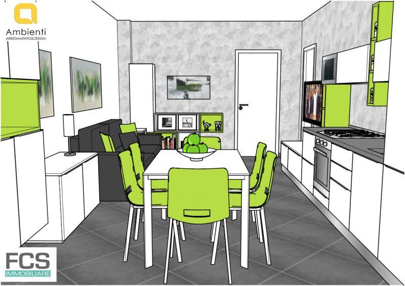 offerta trilocale ristrutturare finale ligure - vendita appartamento vicino mare finale marina