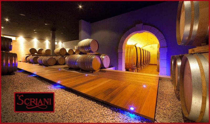 offerta SCRIANI cantine Valpolicella - Occasione degustazione vini Valpolicella italiani