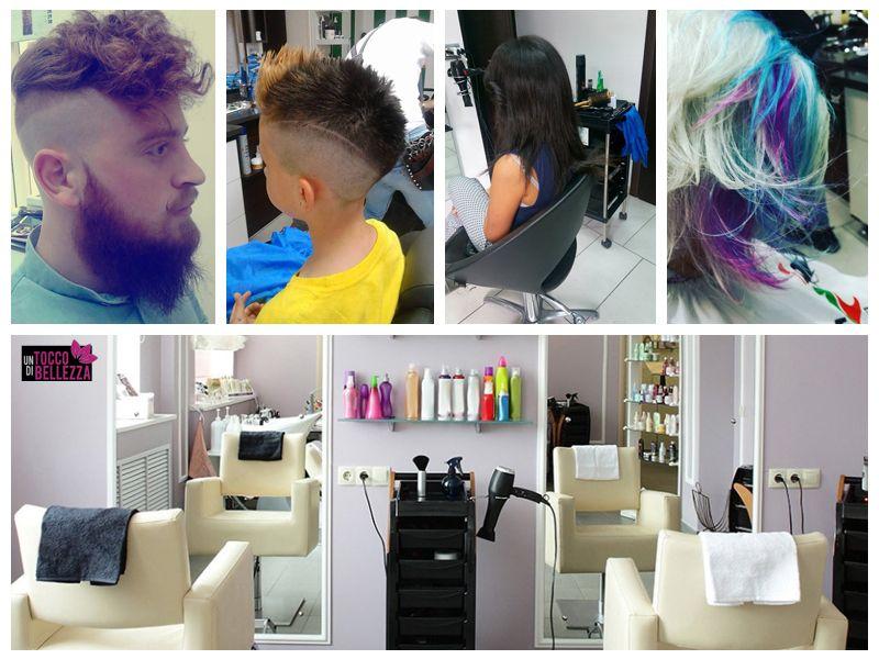 Offerta Parrucchieri Nocera Inferiore - Promozione estetica - Un tocco di bellezza
