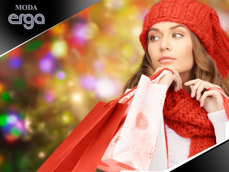 Offerta saldi invernali 2018 Istrana - Promozione capi made in Italy Istrana - Moda Erga