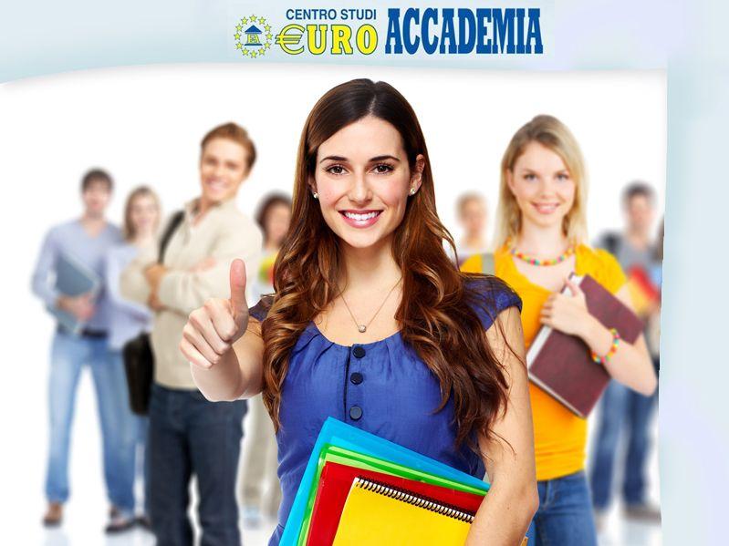 Promozione Recupero Anni scolastici - Euro Accademia