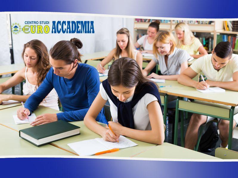 Offerta Recupero Anni Scolastici - Promozione diploma on line - Euro Accademia