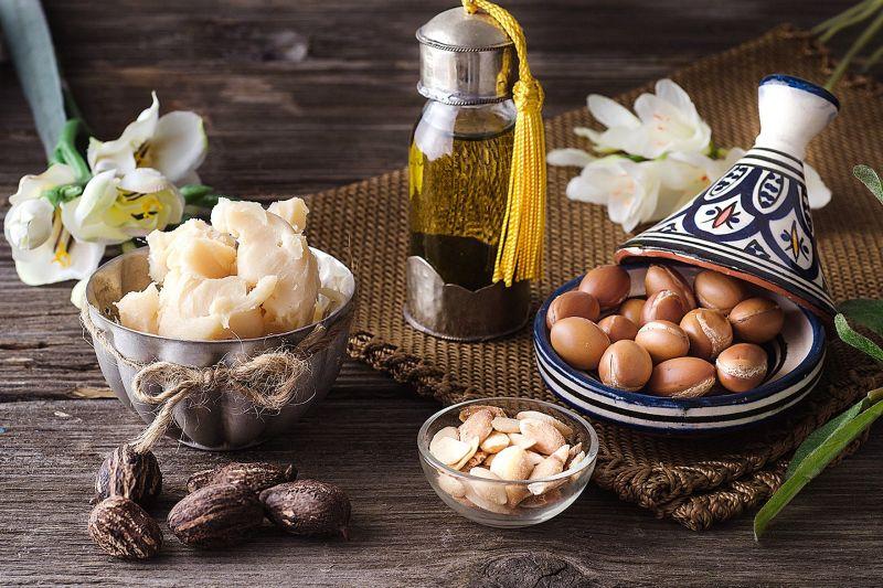 Promozione olio d'Argan Nature's - offerta trattamento anticaduta capelli Biokap  - Erbolandia