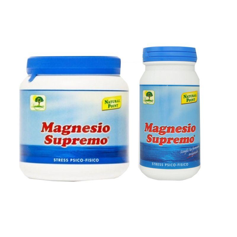 Promozione-offerta Magnesio Supremo da Erbolandia