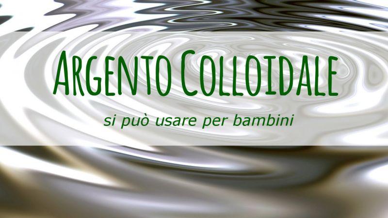 offerta-promozione Argento colloidale da Erbolandia