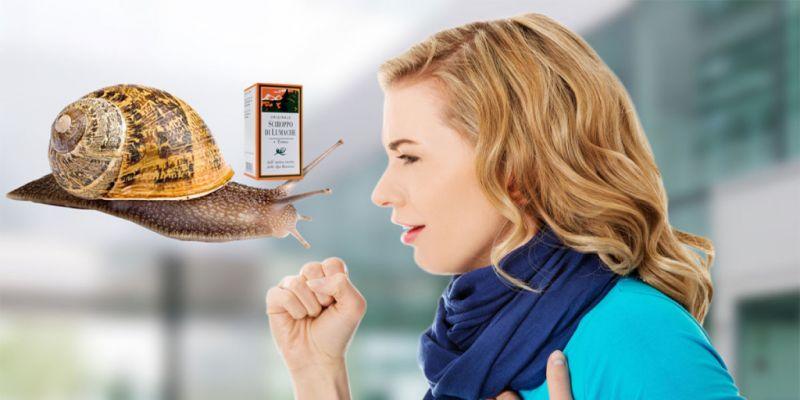 Offerta sciroppo di lumaca - promozione per tosse erbolandia vicenza