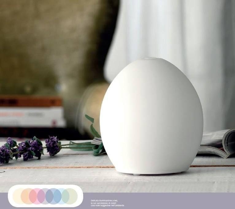 offerta Lampade ultrasuoni - Oval Sphera essenze olii essenziali Erbolandia Vicenza
