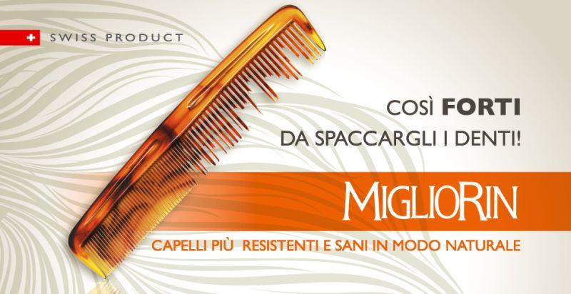 offerta Migliorin - promozione gellule perdita capelli Erbolandia Vicenza