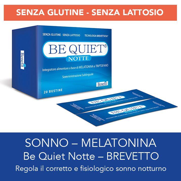 Offerta Be Quiet Benefit - promozione Insonnia dormire bene Erbolandia Vicenza