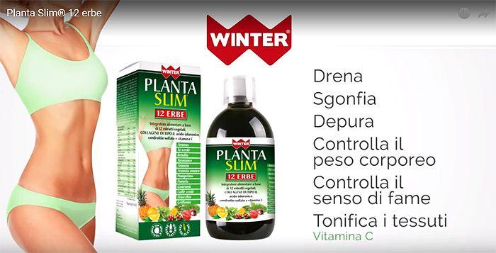 Promozione Planta Slim 12 Erbe - offerta Depurare Sgonfiare Drenare Erbolandia Vicenza