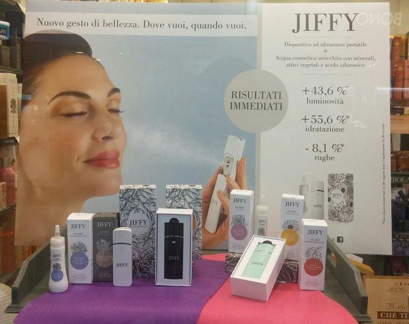 Promozione Jiffy ultrasuoni - Offerta Jiffy Beauty Erbolandia Vicenza