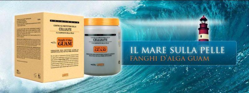 Promozione Fanghi Guam - offerta fanghi anticellulite Erbolandia Vicenza