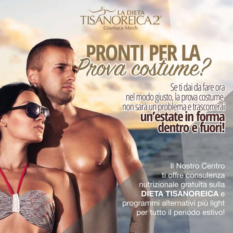 Promozione Tisanoreica - offerta decotti pat dieta Erbolandia Vicenza
