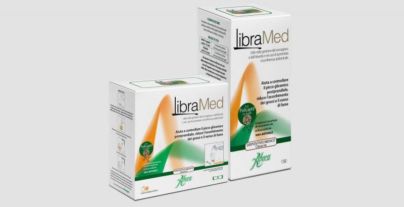 Promozione LibraMed - offerta perdere peso, aiuto dieta Erbolandia Vicenza