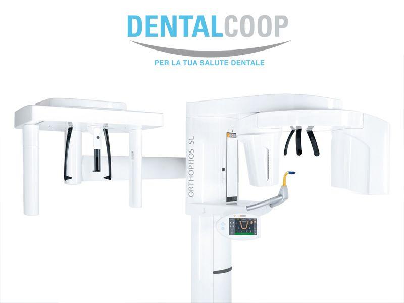 Offerta macchinario radiologia 3d Salerno - Promozione dentista macchinario 3d - Dentalcoop