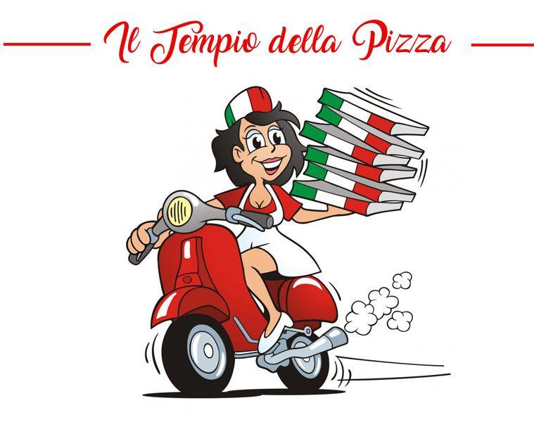 Si!Happy - Offerta servizio pizzeria a domicilio Pontecagnano Faiano - Il Tempio della Pizza