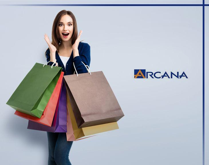 Offerta Saldi Febbraio a Lecce - Promozione abbigliamento saldi a Lecce - Arcana Moda