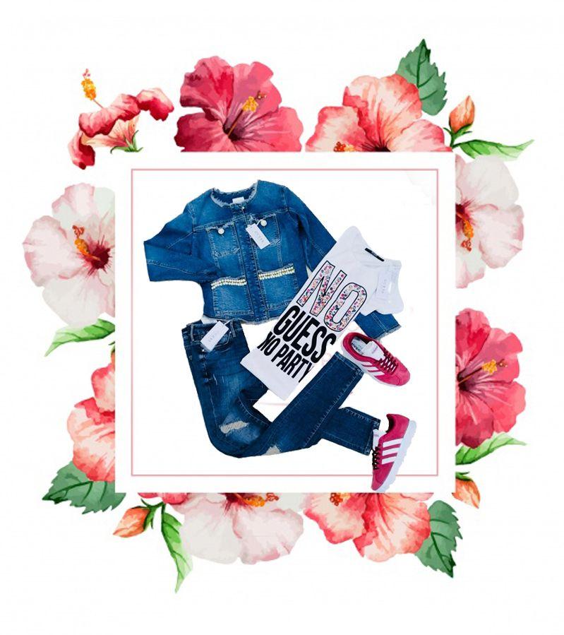 Offerta collezione primavera estate bambine - Promozione Vendita abbigliamento moda bambine