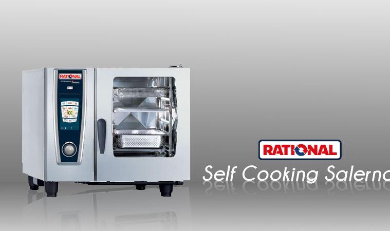 Offerta vendita forno Rational - Promozione distribuzione forno funzione SelfCookingControl