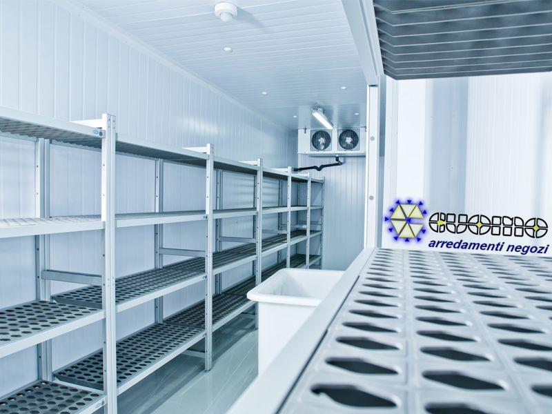 Offerta vendita frigoriferi professionali - Promozione distribuzione celle frigorifere aziende